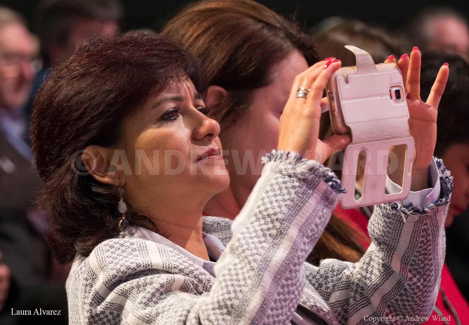 England, UK . 26.9.2017. Brighton. Labour Party Conference Tuesday. Laura Alvarez..