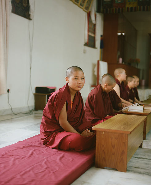 Tibtean Buddhism in India