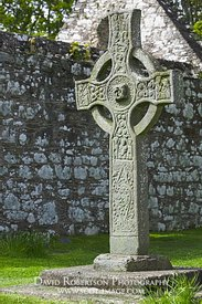 Image - High Cross of Kildalton Church, Isle of Islay, Scotland