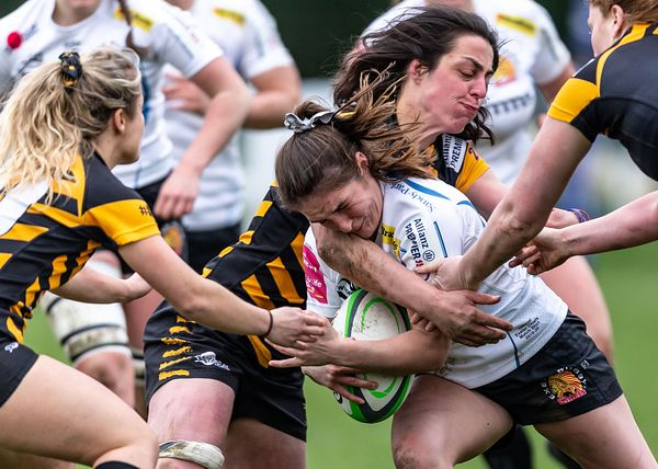 2021-03-06 - Wasps Ladies v Exeter Chiefs Women