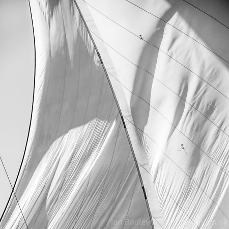 Abstract sail VII