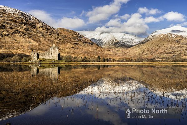 LOCHAWE 02B - Loch Awe and Kilchurn Castle