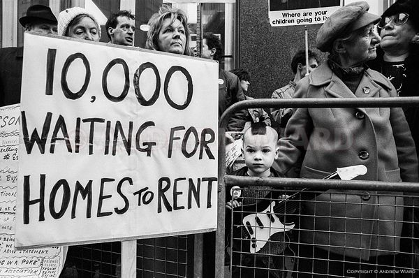 WESTMINSTER 'HOMES FOR VOTES' SCANDAL, JANUARY 1988