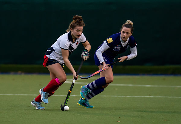 2019-11-16 - Sevenoaks Ladies 1's v Trojans Ladies 1's