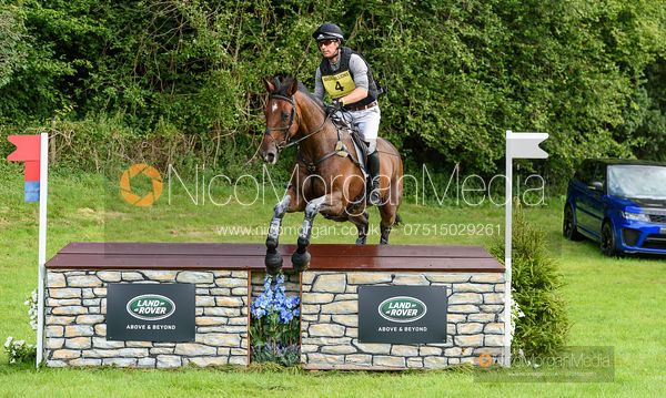 Tom Crisp and COOLYS LUXURY, Festival Of British Eventing 2019