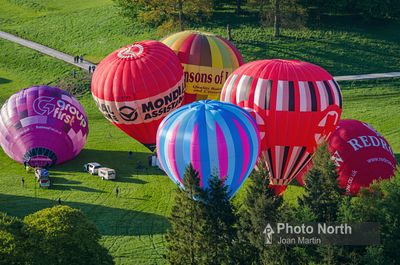 HOT-AIR BALLOONING 10A - Kirkby Lonsdale Meet