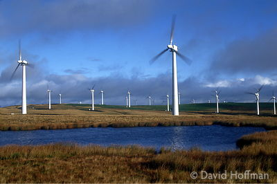 Wind Farm Cemmaes Wales 1