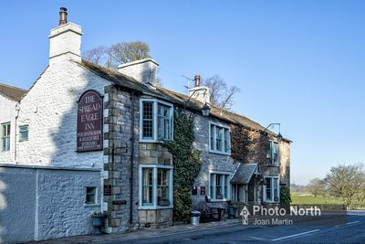 SAWLEY 15A - The Spread Eagle Inn