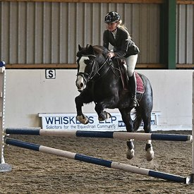 19/01/2020 - Class 5 - Unaffiliated showjumping - Brook Farm training centre
