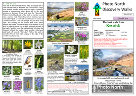Keswick walk - Two page PDF file
