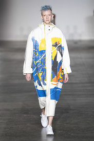 London Fashion Week Menswear Autumn Winter 2020 - Bethany Williams