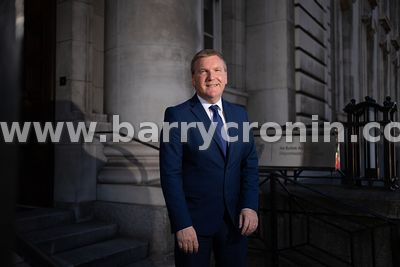 4th November, 2020.Michael McGrath TD. Minister for Public Expenditure and Reform photographed in Dubin.Photo:Barry Cronin/ww...