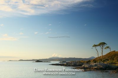 Image - Coastal scenery near Arisaig, Morar, Scotland