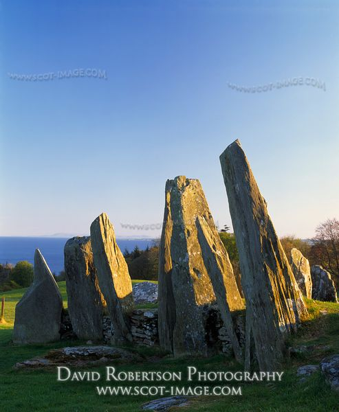 Image - Cairnholy chambered tomb, Scotland