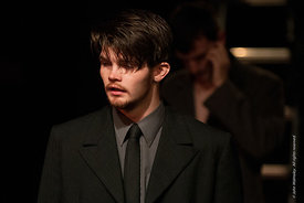 #72231,  Dress Rehearsal for Shakespeare's, 'Macbeth', Rose Bruford College, Sidcup, Kent.