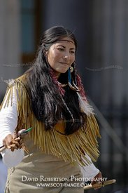 Image - Native American dance, Edinburgh Festival, Edinburgh, Scotland