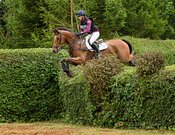 Lizzie Baugh and B EXCLUSIVE - Aston Le Walls Horse Trials 2019.