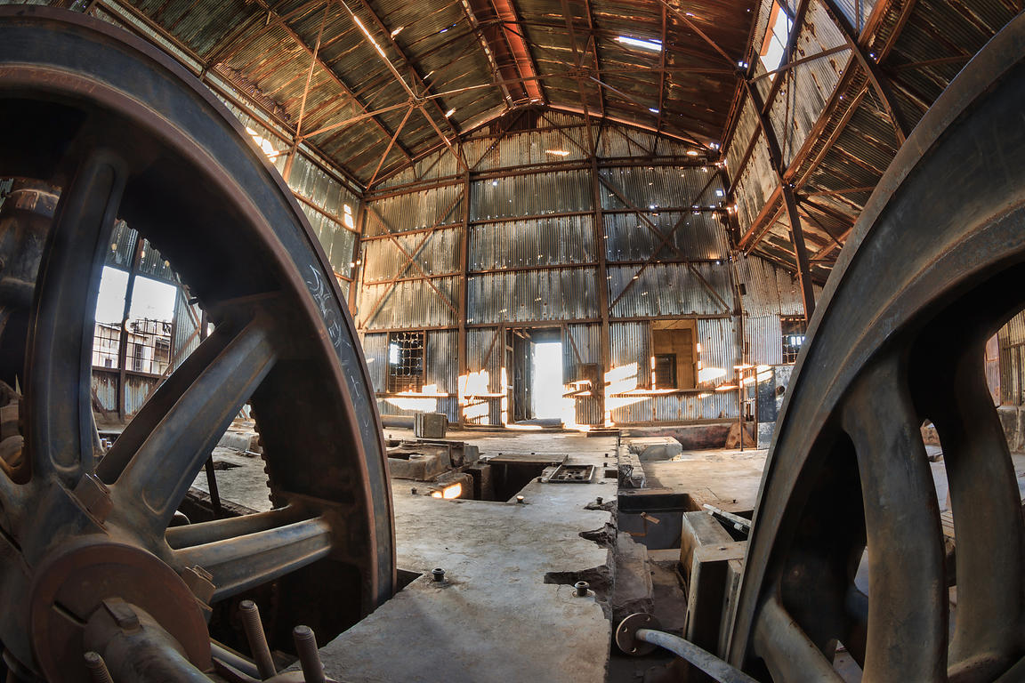 Humberstone Engine House II
