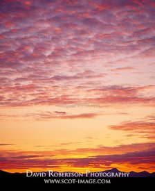 Image - Ben Lomond at sunset, Scotland