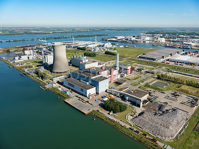 Port of Moerdijk, waste-to-energy plant of Attero and the Essent Combined Heat and Power Plant and CCGT Moerdijk II  | 306184