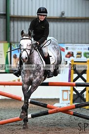 Stapleford Abbotts. United Kingdom. 01 November 2020. Unaffiliated halloween showjumping. MANDATORY Credit Garry Bowden/Sport...