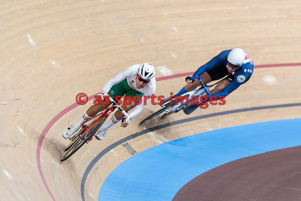 Men's Scratch race - PRADO JUAREZ Ignacio (MEX)