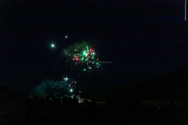 feu d'artifice 2020