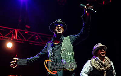 Shalamar performing at the O2 Academy Bournemouth 18.10.19