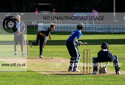 Oxted and Limpsfield CC - Grasshoppers v Reigate Priory CC - Reigate Rapids