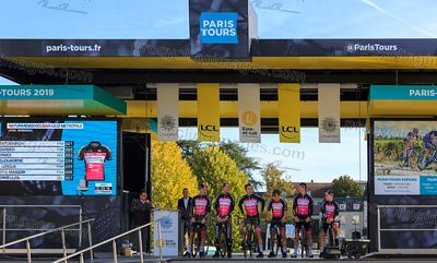 Team Vital Concept-B&B Hotels - Paris-Tours 2019
