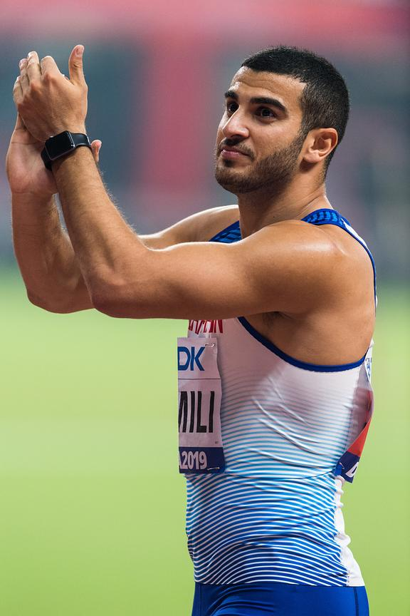 Adam Gemili (United Kingdom)