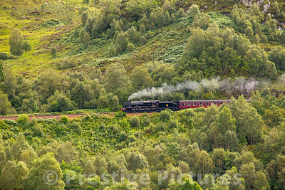 The Jacobite Steam Train Scotland