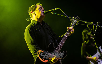 The Wedding Present performing at the O2 Academy Bournemouth 14.11.19