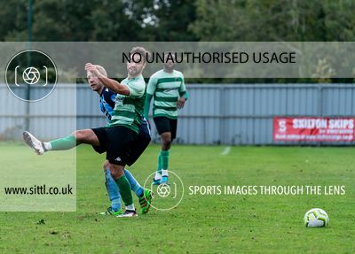 Crowborough Athletic v Welling Town
