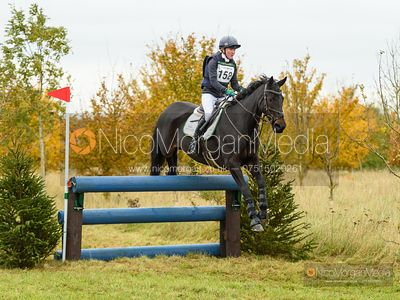 Eliza Stoddart and PRIORSPARK PRECOCIOUS - Oasby (2) Horse Trials 2020
