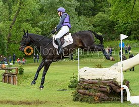 Emily King and BROOKLEIGH, Equitrek Bramham Horse Trials 2019