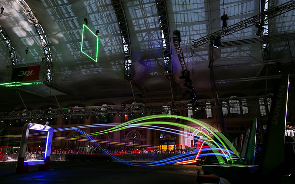 Drone Racing League - Alexandra Palace