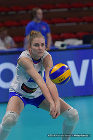 RUSSIA vs KOREA - VNL / Volleyball Nations League 2019 Women's - Pool 13, Week 4.