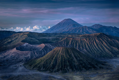 Bromo  in Early Morning Light