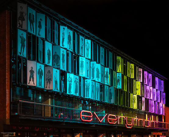 The Lights and Colours of Everyman