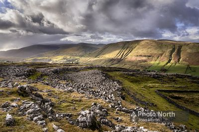 RAVENSTONEDALE 38B - Fell End Clouds