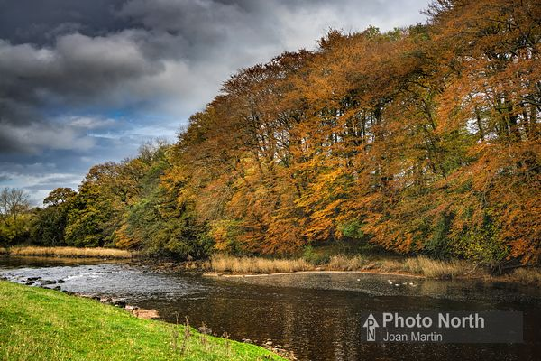 CLITHEROE 30A - River Ribble