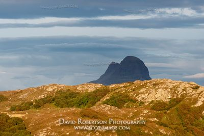 Image - Suilven, Assynt, Sutherland, Inselberg