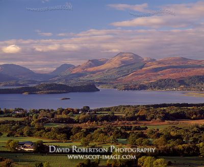 Image - Ben and Loch Lomond from Duncryne, Gartocharn