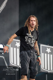 Lamb of God at the Download Festival, Donington Park, Castle Donington, United Kingdom - 16 Jun 2019