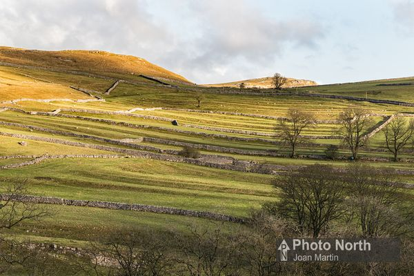 MALHAM 55A - Medieval Field Systems