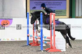 Stapleford Abbotts. United Kingdom. 31 October 2020. EHNPC Showjumping. MANDATORY Credit Garry Bowden/Sport in Pictures - NO ...