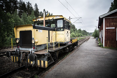 Huoltoveturi|||Service train