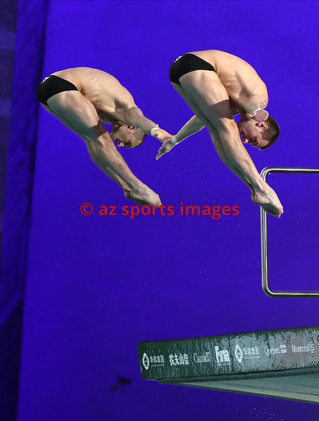 Diving: FINA/CNSG Diving World Series 2020 #1