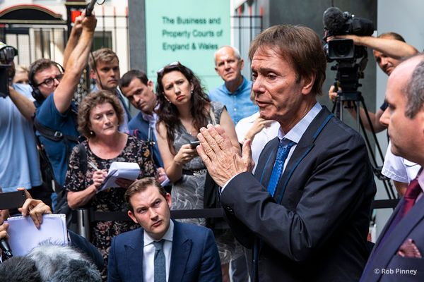 Sir Cliff Richard Dispute with BBC Ruling